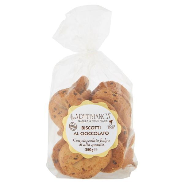 Biscotti al Cioccolato ARTEBIANCA 350gr