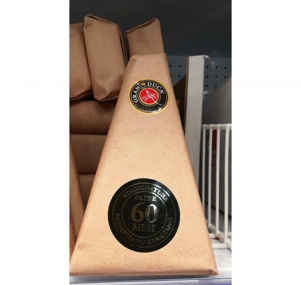 Parmigiano Reggiano 60 Mesi GRAN DUCA 0.450kg c.a.