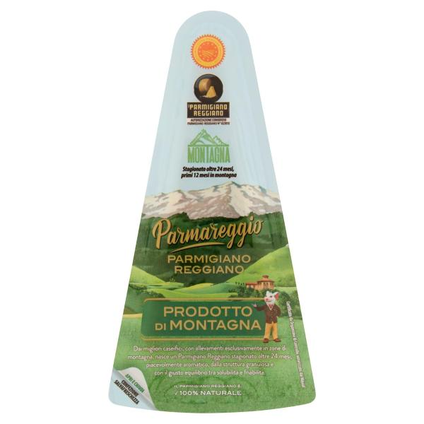 Parmigiano Reggiano Dop Montagna 24 mesi PARMAREGGIO 0.25kg