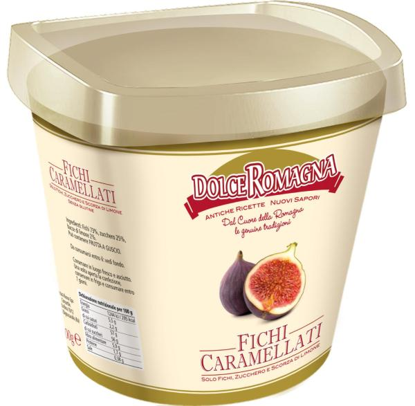 Fichi Caramellati DOLCE ROMAGNA 0.9kg
